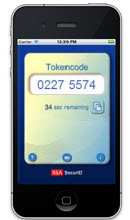 RSA SecurID Software Token for iPhone and iPad Devices